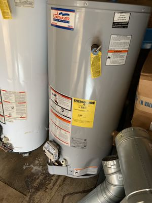 Water heater used for sale also we do installation for Sale in Bowie, MD