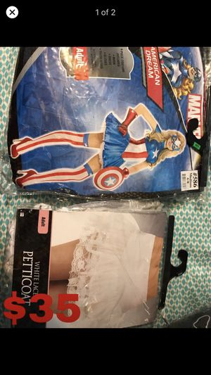 Women's costume for Sale in Baytown, TX