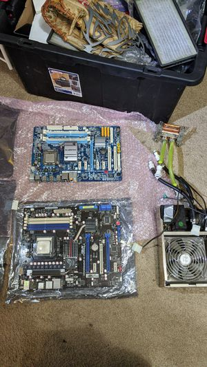 Over $300 of computer parts! for Sale in Federal Way, WA
