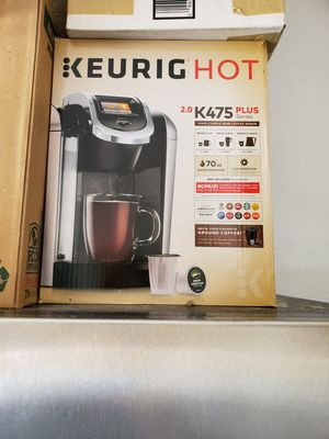 New Keurig k475 coffee brewer for Sale in Lake Worth, FL