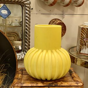 Vintage Haeger Vase Yellow Flower Or Plant Vase Propagation Station for Sale in Laguna Woods, CA