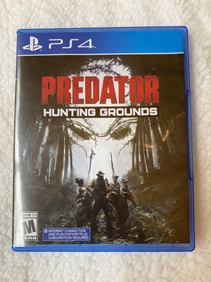 Predator Hunting Grounds PS4 for Sale in Germantown, MD