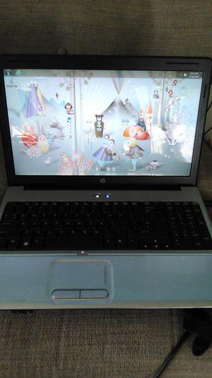 Nice black HP laptop for Sale in Martinsburg, WV