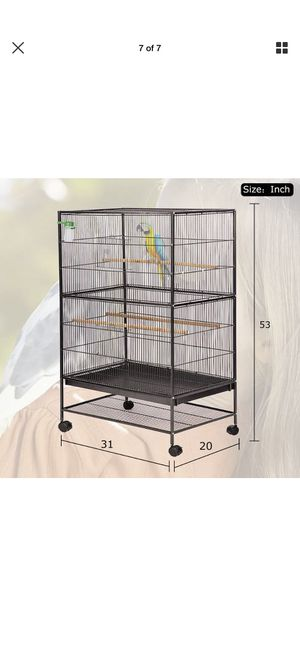 Brand new cage great for sugar gliders or birds for Sale in Phoenix, AZ
