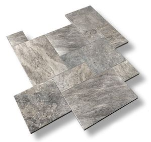 French pattern travertine tiles . Perfect for your walkway , patio and your pool . for Sale in Pompano Beach, FL