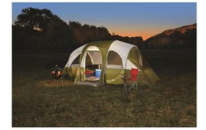 Northwest Territory KMT141810 QUICK C Eagle River 18' x 10' Tent for Sale in Richmond, TX