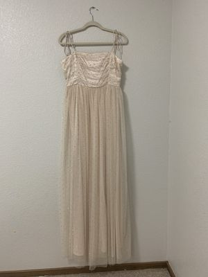 Prom Dress, Brand New! Sparkly size large for Sale in Gig Harbor, WA