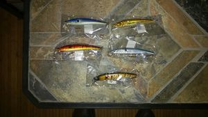 (5) New in Pkg Fishing Lures for Sale in Union, NJ