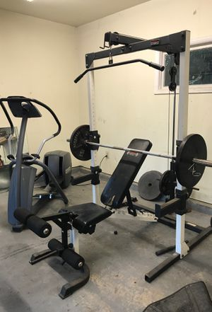 At Home Gym Set-Up for Sale in Glen Mills, PA