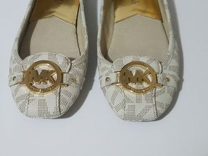 Michael Kors Fulton Moc Flats size 7 1/2 for Sale in Nutley, NJ