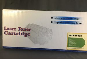 NT-C1630C BLACK LASER TONER FOR SAMSUNG ML-1630/1631K/SCX-4501K EXPIRED 04/2013 for Sale in Las Vegas, NV