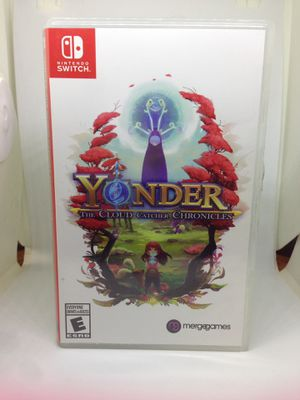 Yonder: The Cloud Catcher Chronicles For the Nintendo Switch for Sale in Durham, NC