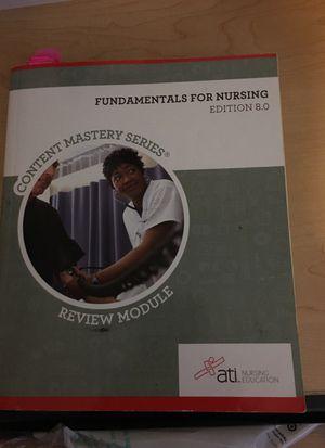 ATI fundamentals of nursing for Sale in Palm Bay, FL