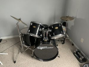 Groove Percussion Drum Set for Sale in Fuquay-Varina, NC