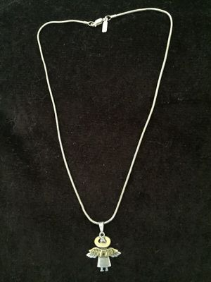 Vintage Angel Pendant & Chain for Sale in San Diego, CA