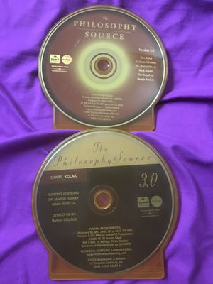The Philosophy Source CD-ROMs for Sale in Arvada, CO