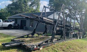 2000 COTTRELL (10) CAR HAULER TRAILER, GREAT CONDITION, NEW TIRES, ALUMINUM WHEELS for Sale in Marietta, GA