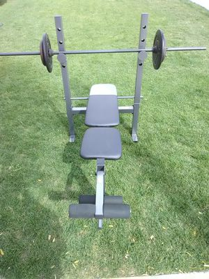 Weight bench for Sale in Avondale, AZ