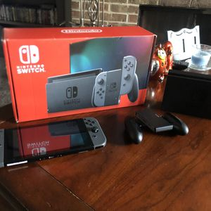 Nintendo Switch Open Box/ 5 Games Included for Sale in Little Elm, TX