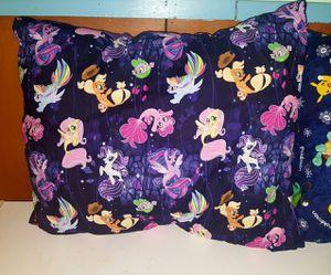 My little pony seahorse purple pillow handmade decorative for Sale in Hillsboro, MO