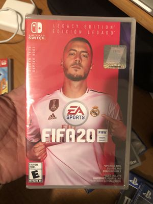 Fifa 20 Nintendo switch NEW! for Sale in Fresno, CA