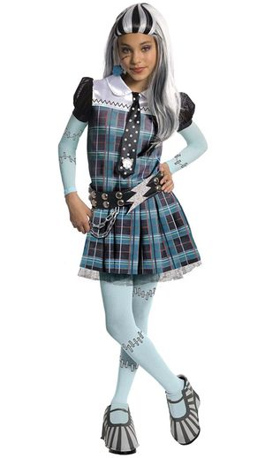Rubies Monster High Deluxe Frankie Stein Costume - Large for Sale in La Vergne, TN