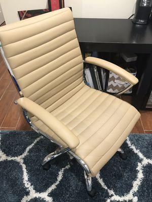 Tan Office Chair for Sale in Philadelphia, PA