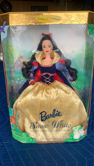 Barbie Doll as Snow White for Sale in Garden Grove, CA
