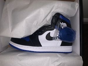 Jordan 1 Royal toe Size 8 9.5 10 for Sale in Boca Raton, FL