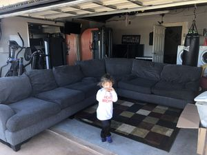 Sectional, couches, sofa, furniture for Sale in El Cajon, CA