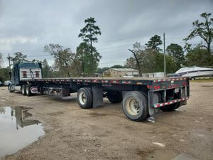 Lufkin flatbed 2005 for Sale in Spring, TX
