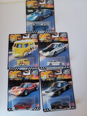 Hot wheels boulevard mix 4 New for Sale in Grand Prairie, TX