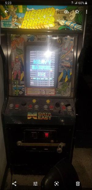 1988 Heavy Barrel Arcade Game for Sale in Boston, MA