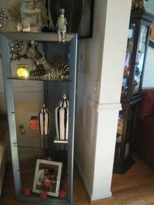 Wall unit TV stand by Ashley 3 pieces for Sale in Fort Meade, MD