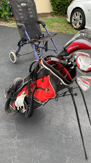 Left handed golf clubs for Sale in Fort Lauderdale, FL