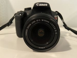 Canon EOS 1200D (Rebel t5) DSLR Camera for Sale in Wakefield, MA