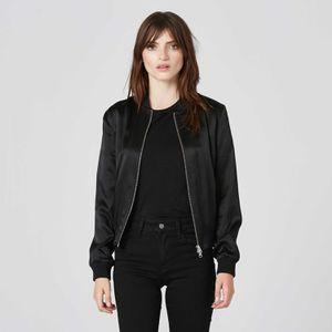 Express Black Bomber Jacket for Sale in Washington, DC