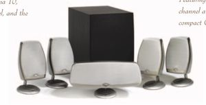 Klipsch 5.1 satellite speakers Home Theater, Music for Sale in Macomb, MI