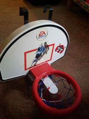 *Need gone ASAP* Over the door basketball hoop. for Sale in Bremerton, WA