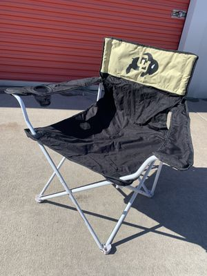 CU Camping chair for Sale in Oneida, WI