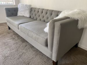 """76"""" living Room Couch Sofa for Sale in Hercules, CA"""