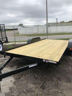 7x16 car hauler for Sale in Tampa, FL