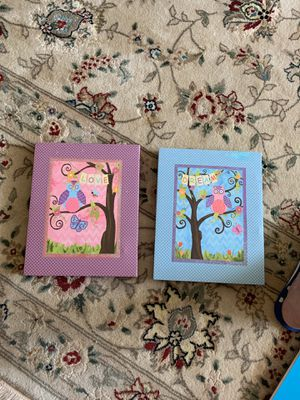 Kids picture frame for Sale in Rockville, MD