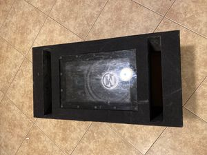 15in Subwoofer (Memphis Audio) for Sale in Los Angeles, CA