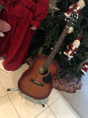 Greg Bennett Acoustic Guitar for Sale in Concord, CA