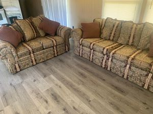 Couch and love seat for Sale in Freeman, VA