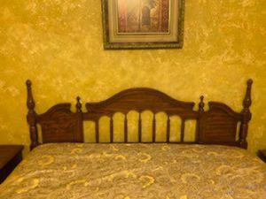 Antique Bedroom Set Solid Wood for Sale in Sugar Land, TX