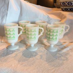 Set Of 6 Irish Coffee Mugs for Sale in Irving,  TX