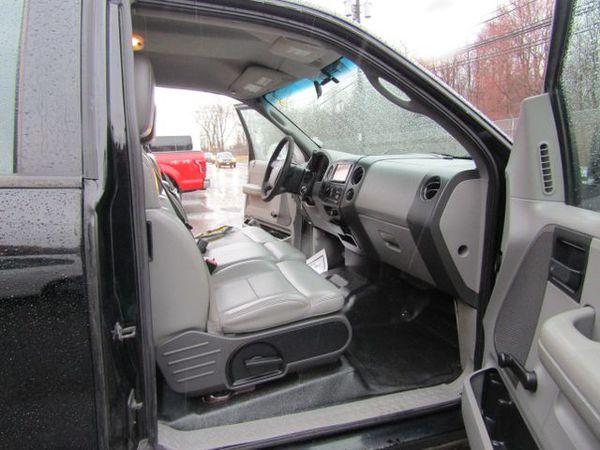 2008 Ford F150 Super Cab