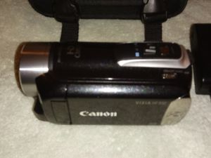 Cannon camcorder very small light weight for Sale in Nashville, TN
